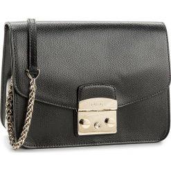 Torebka FURLA - Metropolis 941911 B BNF8 ARE Onyx. Czarne torebki klasyczne damskie marki Furla. Za 999,00 zł.