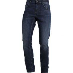 Tiger of Sweden Jeans Jeansy Slim Fit black blue. Czarne jeansy męskie Tiger of Sweden Jeans. Za 579,00 zł.