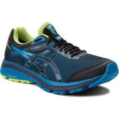 Buty ASICS - GT-1000 7 G-Tx GORE-TEX 101A037 Black/Race Blue 001. Czarne buty do biegania męskie Asics, z gore-texu, gore-tex. W wyprzedaży za 399,00 zł.