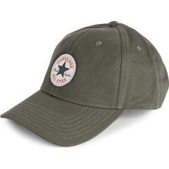Czapka CONVERSE - CON301 Herbal. Zielone czapki damskie marki Converse, z bawełny. Za 89,00 zł.