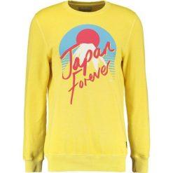 Bejsbolówki męskie: RVLT JAP Bluza yellow