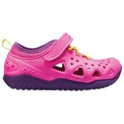 Crocs Buty Dziecięce Swiftwater Play Shoe K Neon Magenta 27,5 Różowe. Czerwone buciki niemowlęce chłopięce Crocs. W wyprzedaży za 139,00 zł.