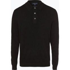 Andrew James - Sweter męski z dodatkiem kaszmiru, czarny. Czarne swetry klasyczne męskie Andrew James, m, z kaszmiru. Za 249,95 zł.