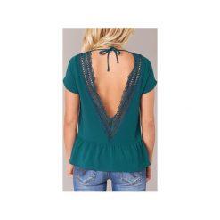 Bluzki Betty London  INOTTE. Zielone bluzki na imprezę marki Betty London, l. Za 103,20 zł.