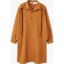 Długie sukienki: Mango - Sukienka Chale