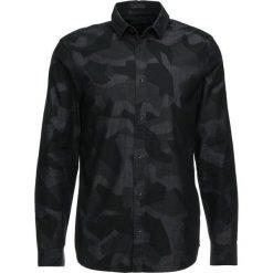 Armani Exchange Koszula green. Czarne koszule męskie marki Armani Exchange, l, z materiału, z kapturem. Za 379,00 zł.