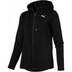 Puma Bluza Damska Modern Sport Fz Logo Hoody Cotton Black Xs. Czarne bluzy sportowe damskie marki Puma, xs. W wyprzedaży za 165,00 zł.