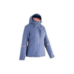 Kurtka narciarska All Mountain AM580 damska. Niebieskie kurtki damskie marki J.LINDEBERG, xs, z elastanu. Za 349,99 zł.