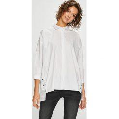 Medicine - Koszula Secret Garden. Szare koszule damskie marki MEDICINE, l, z bawełny, casualowe, z klasycznym kołnierzykiem, z długim rękawem. Za 89,90 zł.