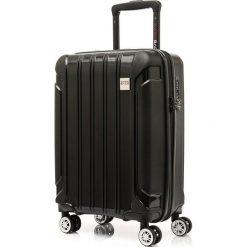Walizka Tourist II  czarna. Czarne walizki marki SWISSBAGS. Za 460,52 zł.