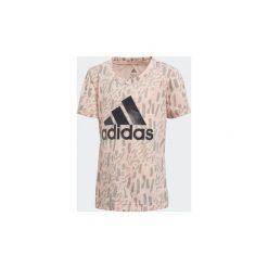 Bluzki dziewczęce z krótkim rękawem: T-shirty z krótkim rękawem Dziecko  adidas  Koszulka Badge of Sport