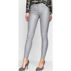 Rurki damskie: Szare Spodnie Matched
