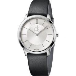 ZEGAREK CALVIN KLEIN Minimal Gent K3M211C6. Szare zegarki męskie marki Calvin Klein, szklane. Za 769,00 zł.