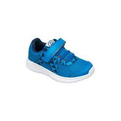 COLOR KIDS  Buty dziecięce Tacoma Diva Blue - niebieski - Gr.Moda (2 - 6 lat). Niebieskie buciki niemowlęce chłopięce marki Born2be, z materiału, z okrągłym noskiem, na obcasie. Za 79,00 zł.