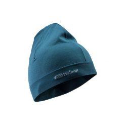 Czapka do biegania. Niebieskie czapki zimowe damskie KALENJI, z elastanu. Za 19,99 zł.