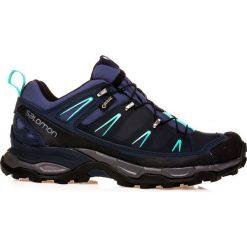 Buty trekkingowe damskie: Salomon Buty damskie X Ultra LTR GTX W Slate Blue/Deep Blue r. 41 1/3 (390403)