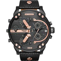 Diesel - Zegarek DZ7350. Czarne zegarki męskie marki Fossil, szklane. W wyprzedaży za 999,90 zł.