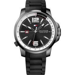 Tommy Hilfiger - Zegarek 1791221. Czarne zegarki męskie marki Fossil, szklane. W wyprzedaży za 579,90 zł.