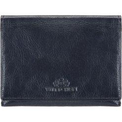 Portfel 21-1-071-N. Niebieskie portfele damskie marki Wittchen. Za 299,00 zł.