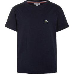 Lacoste Tshirt basic navy blue. Szare t-shirty chłopięce marki Lacoste, z bawełny. Za 129,00 zł.