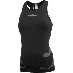 Koszulka do biegania damska Stella McCartney ADIDAS RUN TANK / AX7358 - ADIDAS RUN TANK. Czarne topy sportowe damskie adidas Stella McCartney, s. Za 99,00 zł.