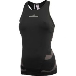 Koszulka do biegania damska Stella McCartney ADIDAS RUN TANK / AX7358 - ADIDAS RUN TANK. Czarne bluzki sportowe damskie adidas Stella McCartney, s. Za 99,00 zł.