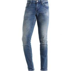 Rurki męskie: Tommy Jeans SCANTON Jeansy Slim Fit pine light blue