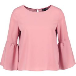 Bluzki asymetryczne: Topshop Bluzka pink