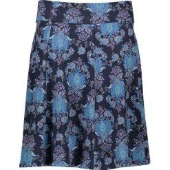Spódniczki rozkloszowane: Spódnica w kolorze niebieskim