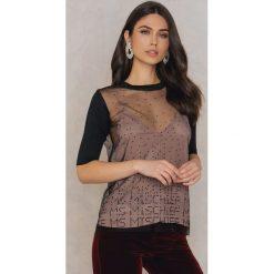 Koszule wiązane damskie: By Malene Birger Koszula Latrall – Black