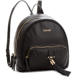 Plecaki damskie: Plecak LIU JO – Backpack Piave A68116 E0027 Nero 22222