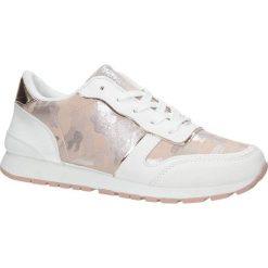 Białe buty sportowe Casu BM1962. Czarne buty sportowe damskie marki Casu. Za 49,99 zł.