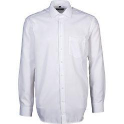 Koszule męskie na spinki: Koszula – Comfort fit – w kolorze białym