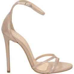 Sandały damskie: Sandały – 0117-4 NA CIP