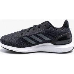 Adidas Performance - Buty Cosmic 2. Czarne buty skate męskie adidas Performance, z gumy, na sznurówki. W wyprzedaży za 239,90 zł.