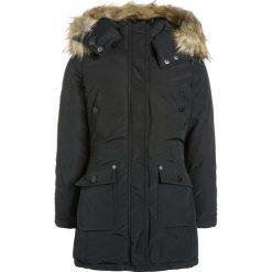 Cars Jeans FANNA Płaszcz zimowy black. Czarne płaszcze dziewczęce Cars Jeans, na zimę, z jeansu. W wyprzedaży za 255,20 zł.