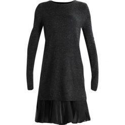 Sukienki: Object OBJBELL Sukienka dzianinowa black