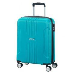 American Tourister Walizka Podróżna Tracklite 55 Cm Jasnoniebieski. Zielone walizki American Tourister. Za 285,00 zł.