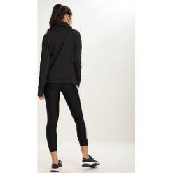 Under Armour FEATHERWEIGHT Bluza black. Czarne t-shirty damskie Under Armour, xs, z elastanu. Za 249,00 zł.