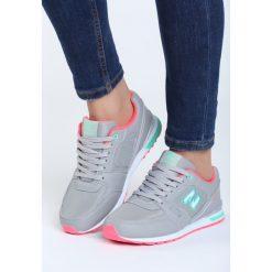 Szaro-Różowe Buty Sportowe Coming Back. Czerwone buty sportowe damskie marki KALENJI, z gumy. Za 79,99 zł.
