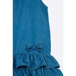Sukienki dziewczęce z falbanami: Name it – Sukienka dziecięca 92-122 cm