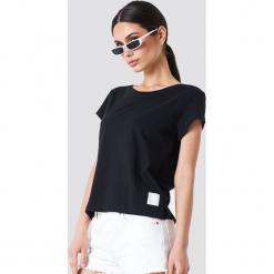 Cheap Monday T-shirt Have - Black. Czarne t-shirty damskie Cheap Monday, z dzianiny. W wyprzedaży za 36,57 zł.