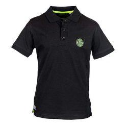 T-shirty chłopięce: Koszulka polo w kolorze czarnym