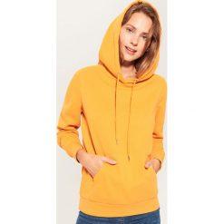 Bluza z kapturem - Żółty. Żółte bluzy rozpinane damskie House, l, z kapturem. Za 69,99 zł.