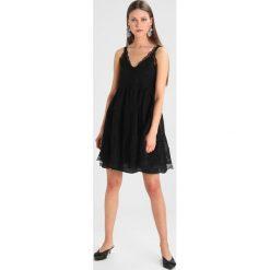 Sukienki hiszpanki: Navy London DIVINA Sukienka letnia black