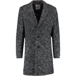Płaszcze męskie: Jack & Jones JORWIKTOR Płaszcz wełniany /Płaszcz klasyczny black melange