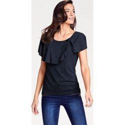 Odzież damska: Koszulka w kolorze granatowym