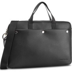 Trampki CALVIN KLEIN JEANS - Logo Banner (M) Laptop Bag K40K400809 Black 001. Czarne tenisówki męskie Calvin Klein Jeans, z jeansu. Za 599,00 zł.