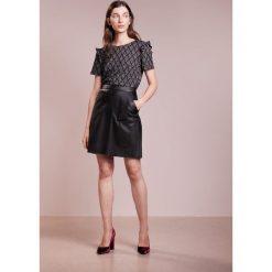 Odzież: BOSS CASUAL BELIESY Spódnica trapezowa black
