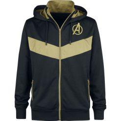 Bluzy męskie: Avengers Infinity War – Avengers Team Bluza dresowa wielokolorowy